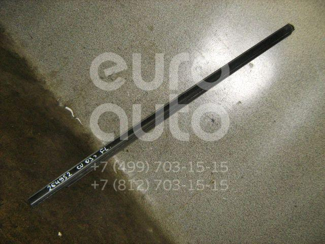 Накладка стекла переднего левого для Mitsubishi Outlander (CU) 2003-2009 - Фото №1