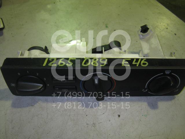 Блок управления отопителем для BMW 3-серия E46 1998-2005 - Фото №1