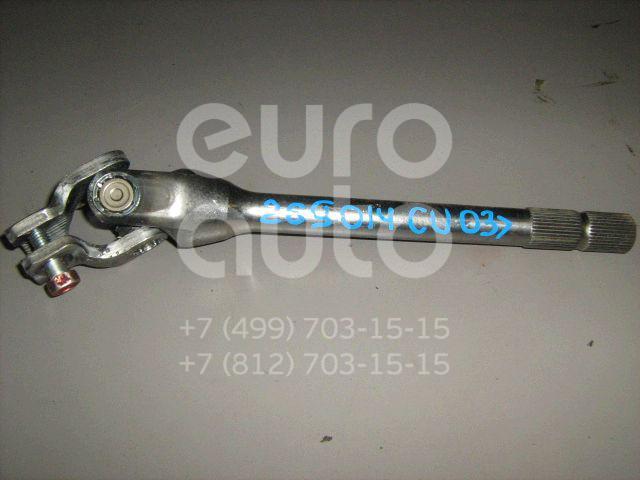 Кардан рулевой для Mitsubishi Outlander (CU) 2001-2008 - Фото №1