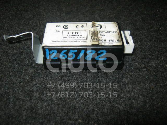 Блок электронный для Mazda Mazda 3 (BK) 2002-2009 - Фото №1