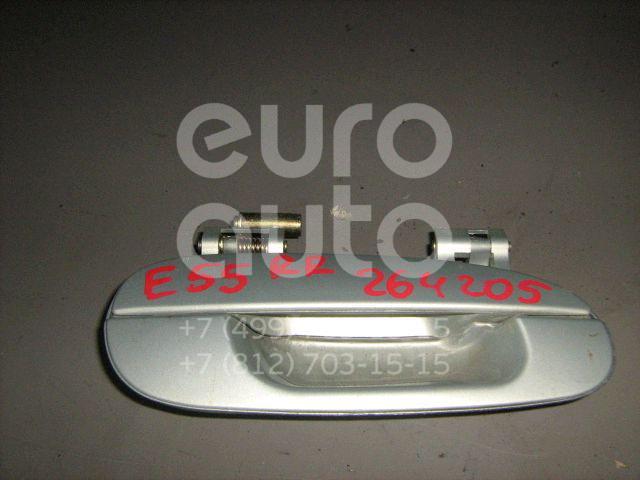 Ручка двери задней наружная правая для Mitsubishi Galant (E5) 1993-1997 - Фото №1