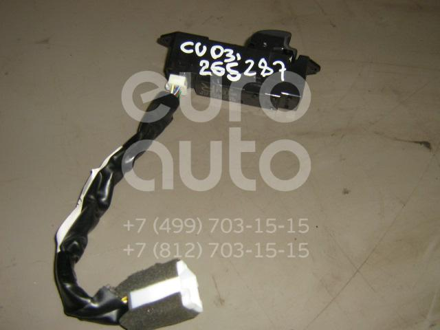 Кнопка стеклоподъемника для Mitsubishi Outlander (CU) 2001-2008 - Фото №1