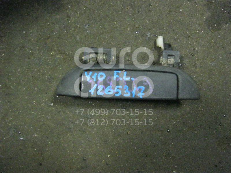 Ручка двери задней наружная левая для Nissan Sunny Y10 1990-2000 - Фото №1