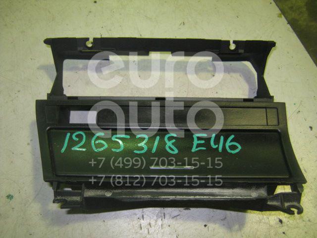 Пепельница задняя (в консоль) для BMW 3-серия E46 1998-2005 - Фото №1