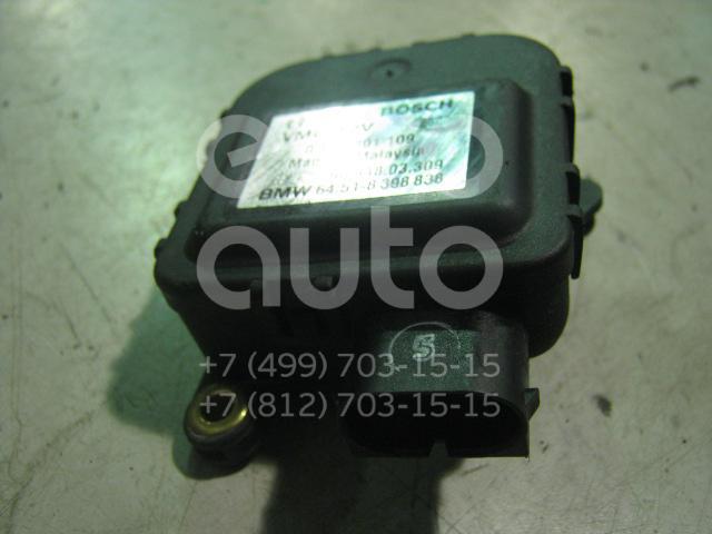 Моторчик заслонки отопителя для BMW,Opel 3-серия E46 1998-2005;Corsa C 2000-2006 - Фото №1