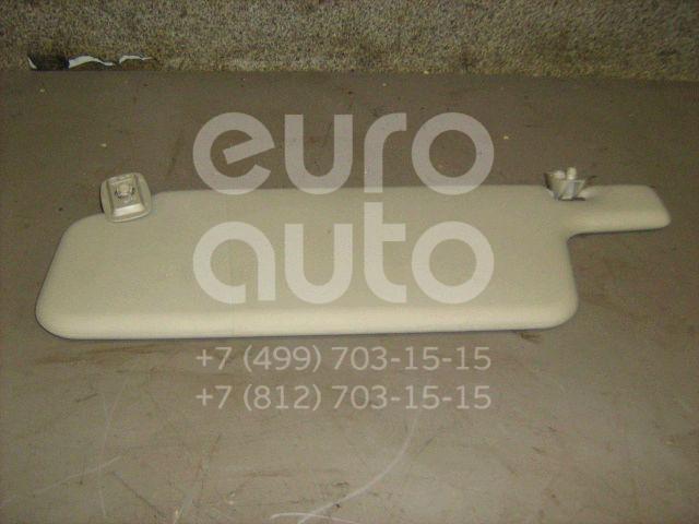 Козырек солнцезащитный (внутри) для Chery Amulet (A15) 2006-2012 - Фото №1
