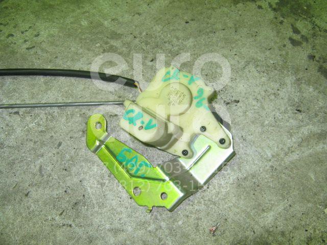 Активатор замка багажника для Honda CR-V 1996-2002 - Фото №1