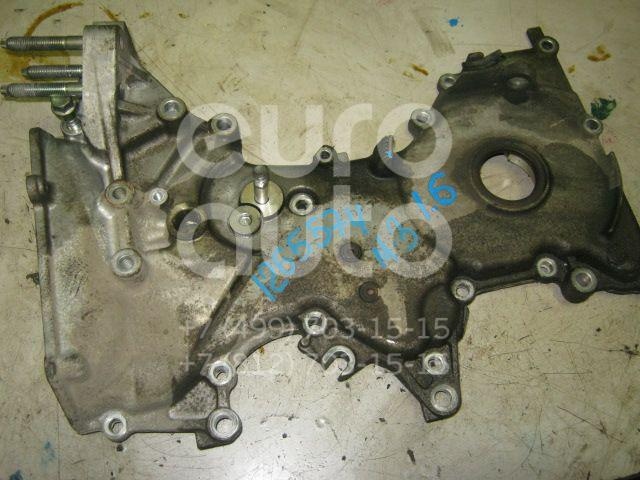 Крышка двигателя передняя для Mazda Mazda 3 (BK) 2002-2009 - Фото №1