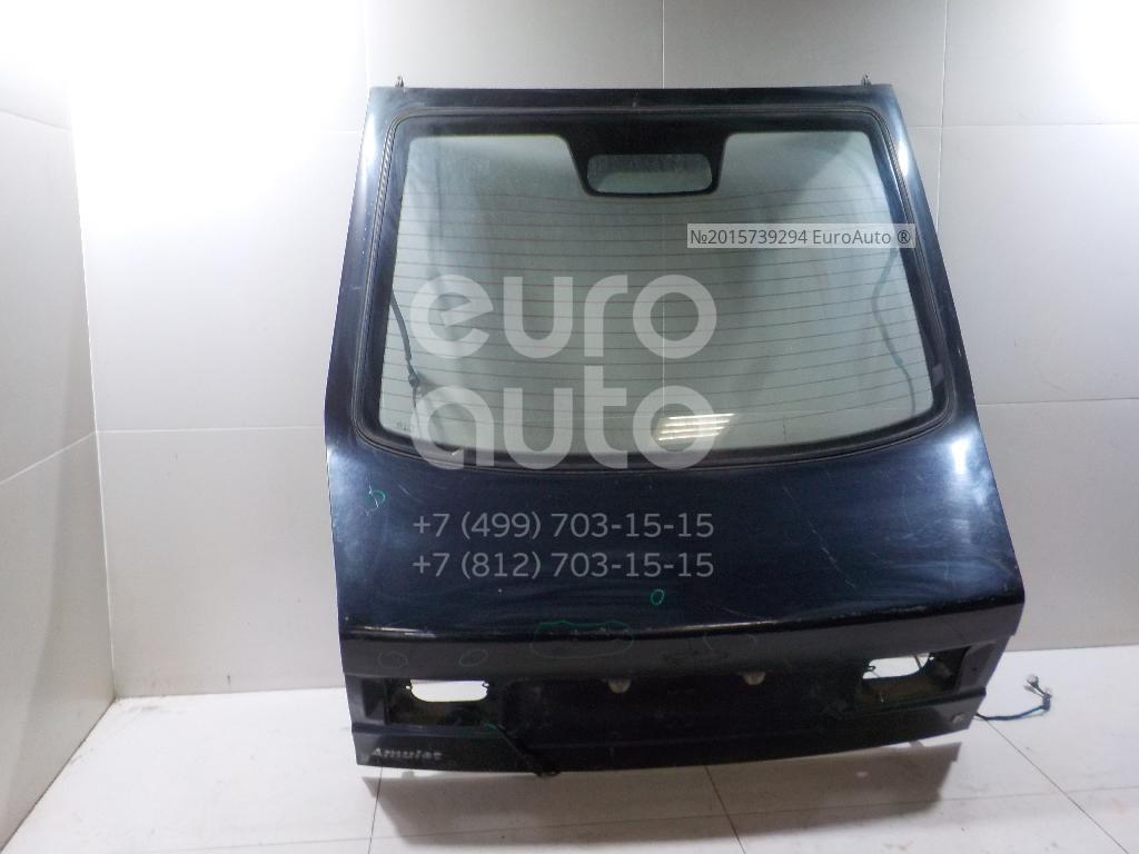 Дверь багажника со стеклом для Chery Amulet (A15) 2006> - Фото №1