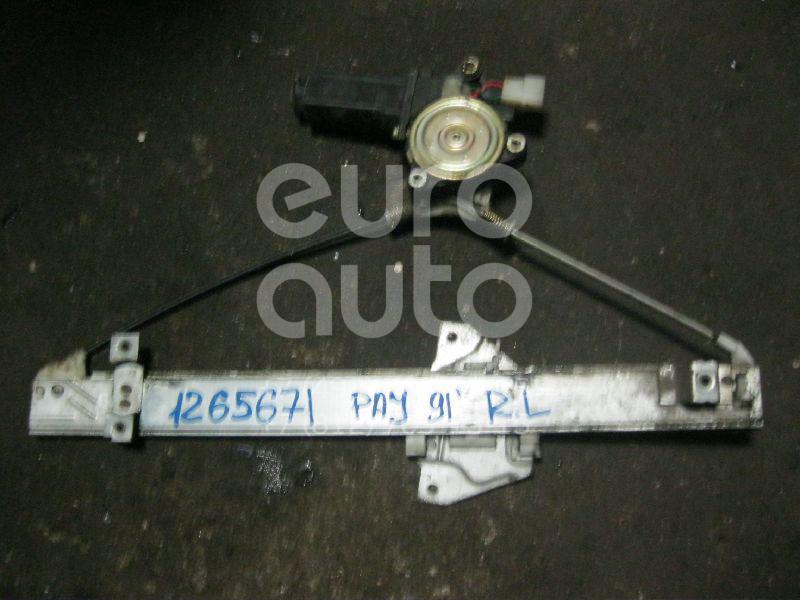 Стеклоподъемник электр. задний левый для Mitsubishi Pajero/Montero (V1, V2, V3, V4) 1991-1996 - Фото №1