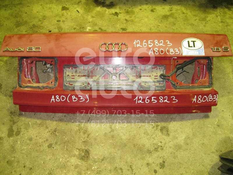 Крышка багажника для Audi 80/90 [B3] 1986-1991 - Фото №1