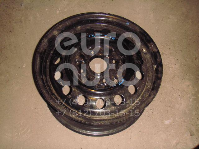 Диск колесный железо для Honda Accord VII 2003-2007 - Фото №1