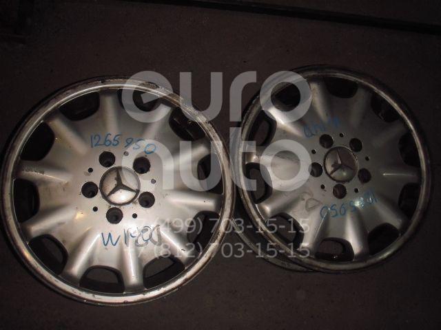 Диск колесный легкосплавный для Mercedes Benz W140 1991-1999 - Фото №1