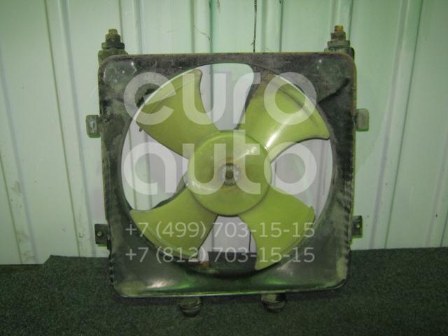Вентилятор радиатора для Honda Civic 1991-1995 - Фото №1