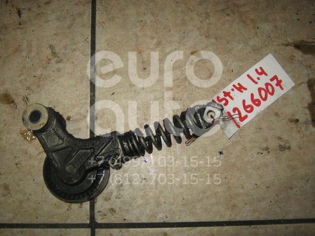 Кронштейн ролика-натяжителя руч. ремня для Opel Astra H / Family 2004-2015 - Фото №1
