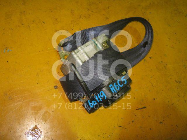 Ремень безопасности с пиропатроном для Audi A6 [C5] 1997-2004;Allroad quattro 2000-2005 - Фото №1