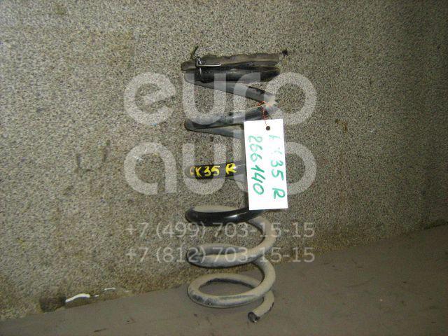 Пружина задняя для Infiniti FX (S50) 2003-2007 - Фото №1
