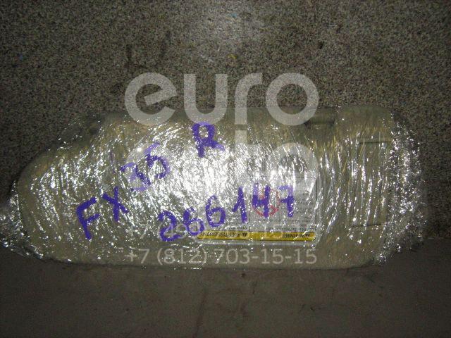 Козырек солнцезащитный (внутри) для Infiniti FX (S50) 2003-2007 - Фото №1