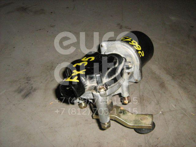 Моторчик стеклоочистителя передний для Infiniti FX (S50) 2003-2007 - Фото №1
