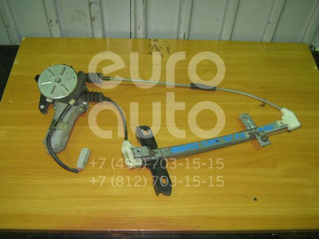 Стеклоподъемник электр. задний правый для Honda Civic 1991-1995 - Фото №1