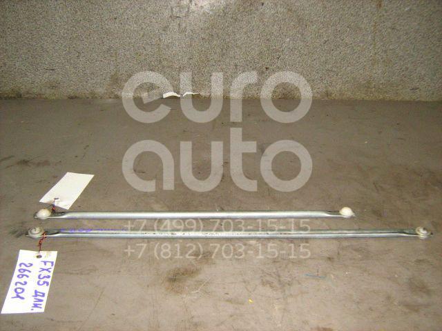 Тяга трапеции стеклоочистителя для Infiniti FX (S50) 2003-2007 - Фото №1