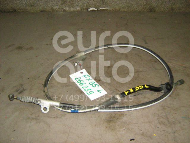 Трос стояночного тормоза левый для Infiniti FX (S50) 2003-2007 - Фото №1