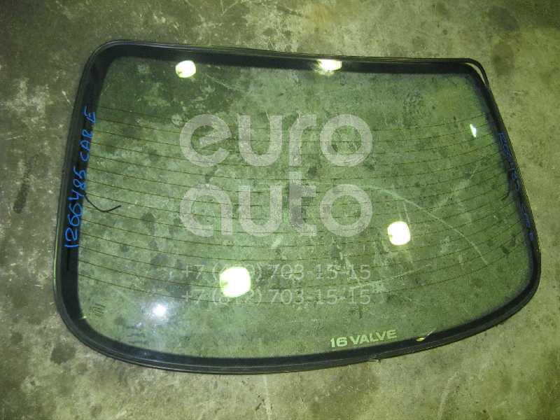 Стекло заднее для Toyota Carina E 1992-1997 - Фото №1