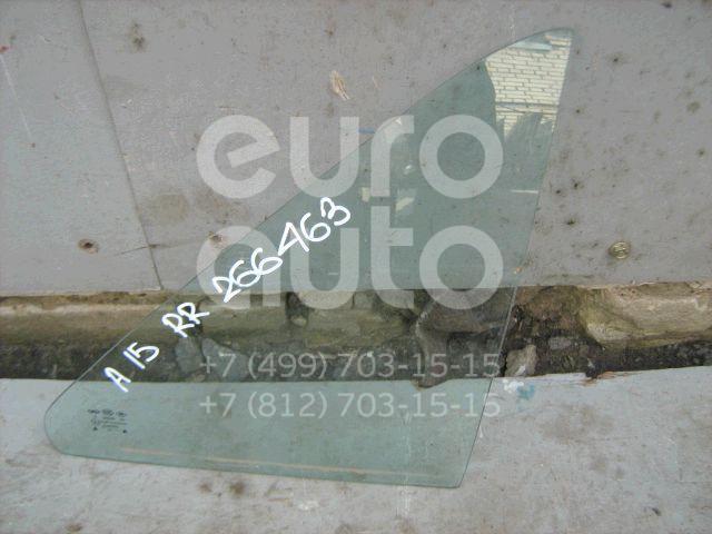 Стекло двери задней правой (форточка) для Chery Amulet (A15) 2006> - Фото №1