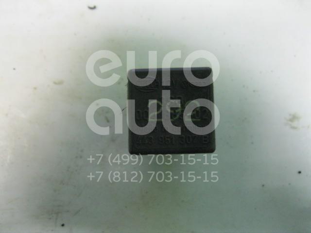 Реле для Audi 80/90 [B3] 1986-1991;80/90 [B2] >1986;100/200 [44] 1983-1991;100 [C4] 1991-1994;A8 [D3,4E] 2004-2010 - Фото №1