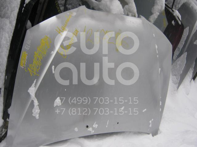 Капот для Hyundai Elantra 2000-2005 - Фото №1