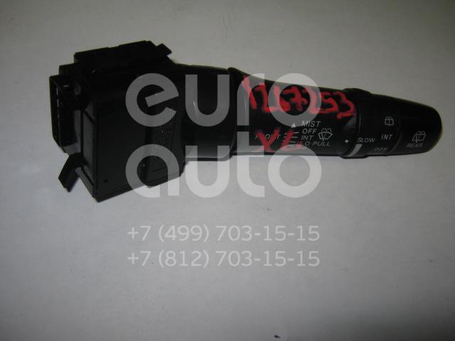 Переключатель стеклоочистителей для Mitsubishi Outlander XL (CW) 2006-2012;Lancer (CX,CY) 2007>;Pajero/Montero IV (V8, V9) 2007>;Pajero/Montero Sport (KH) 2008-2015 - Фото №1