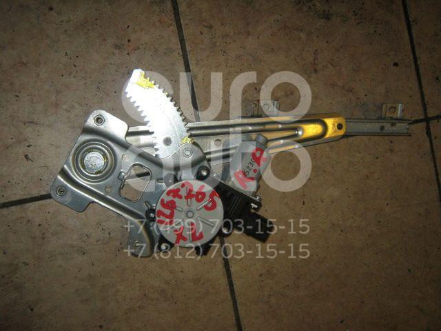 Стеклоподъемник электр. задний правый для Peugeot Outlander XL (CW) 2006-2012;4007 2008> - Фото №1