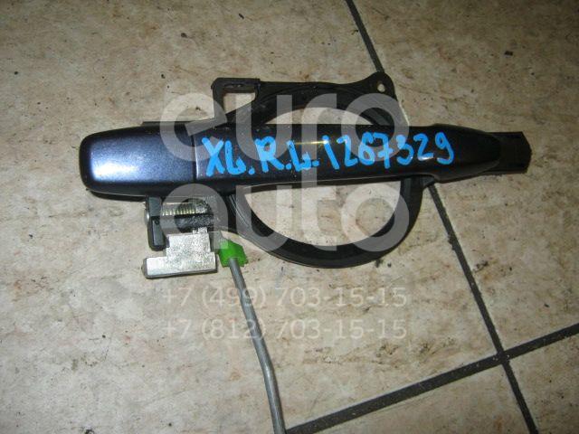 Ручка двери задней наружная левая для Mitsubishi Outlander XL (CW) 2006-2012 - Фото №1