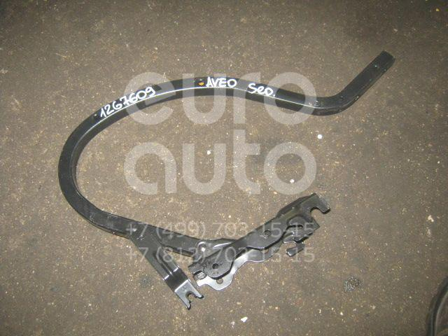 Петля крышки багажника для Chevrolet Aveo (T200) 2003-2008 - Фото №1
