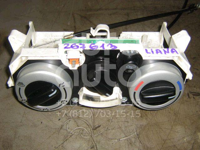 Блок управления отопителем для Suzuki Liana 2001-2007 - Фото №1