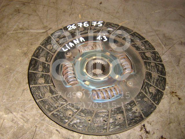 Диск сцепления для Suzuki Liana 2001-2007 - Фото №1