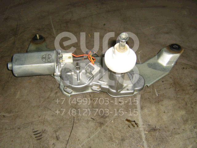 Моторчик стеклоочистителя задний для Suzuki Liana 2001-2007 - Фото №1