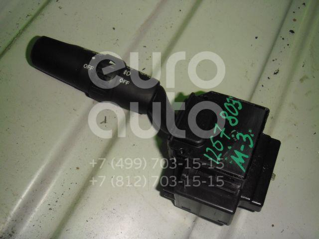 Переключатель поворотов подрулевой для Mazda Mazda 3 (BK) 2002-2009 - Фото №1