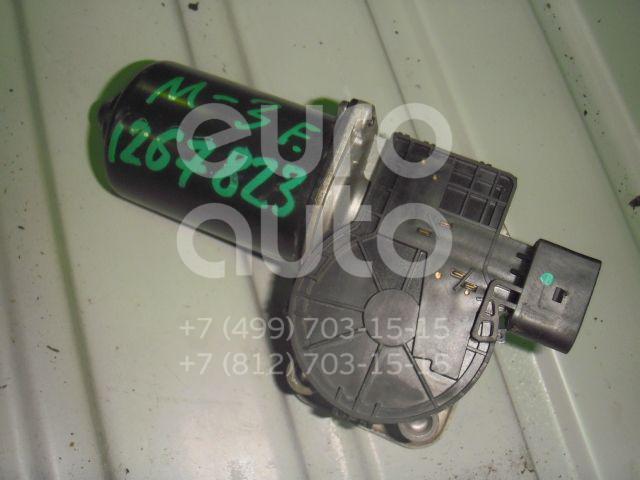 Моторчик стеклоочистителя передний для Mazda Mazda 3 (BK) 2002-2009 - Фото №1