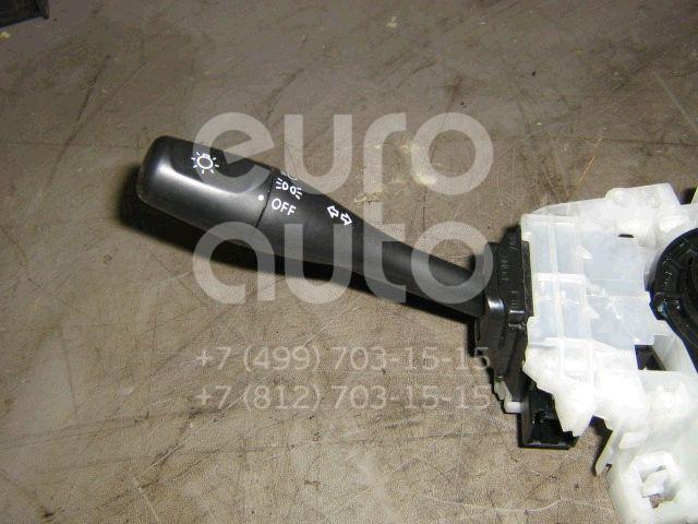Переключатель поворотов подрулевой для Mitsubishi Lancer (CS/Classic) 2003-2006;Galant (DJ,DM) 2003-2012;Outlander (CU) 2003-2009 - Фото №1