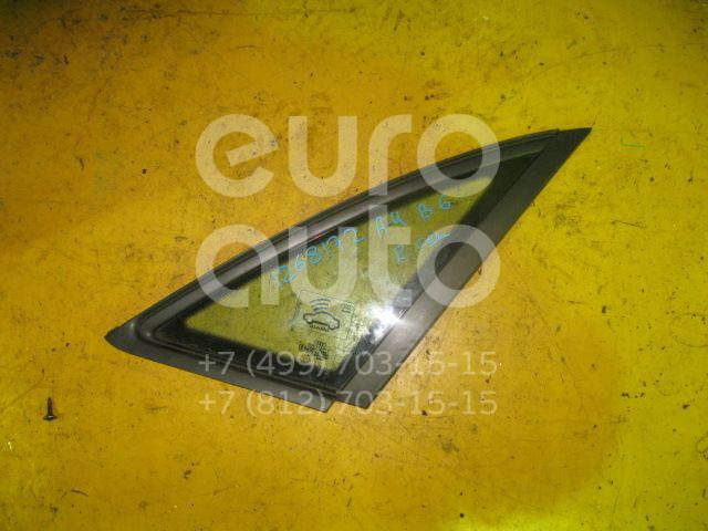 Стекло кузовное глухое правое для Audi A4 [B6] 2000-2004;A4 [B7] 2005-2007 - Фото №1