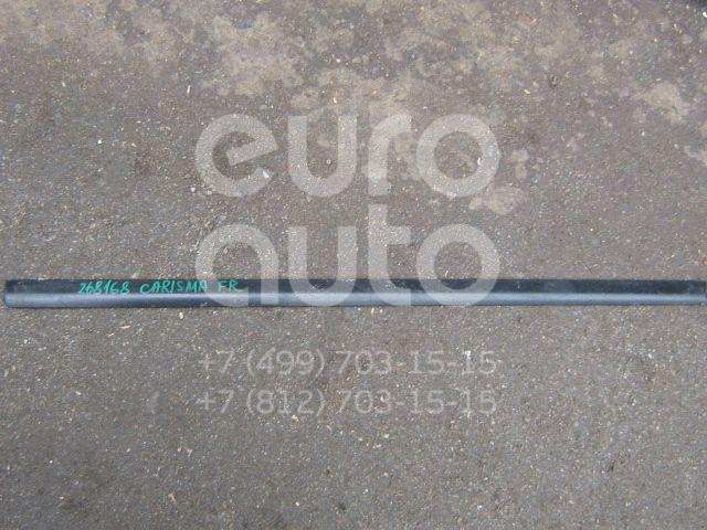 Молдинг передней правой двери для Mitsubishi Carisma (DA) 1995-2000 - Фото №1