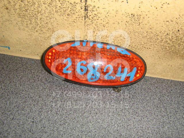 Повторитель на крыло желтый для Nissan Serena C23M 1992-2001 - Фото №1
