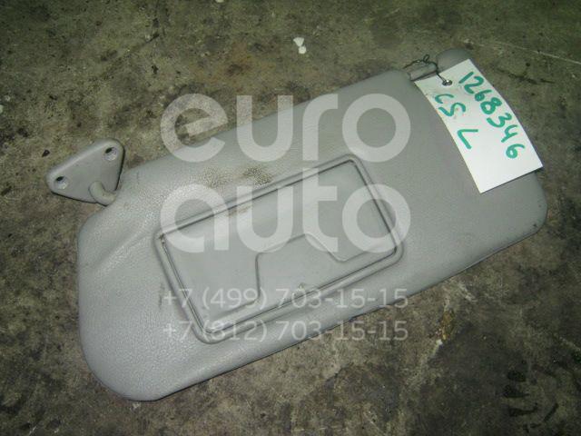 Козырек солнцезащитный (внутри) для Mitsubishi Lancer (CS/Classic) 2003-2006 - Фото №1