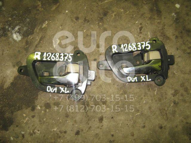 Ручка двери внутренняя правая для Mitsubishi Outlander XL (CW) 2006-2012 - Фото №1