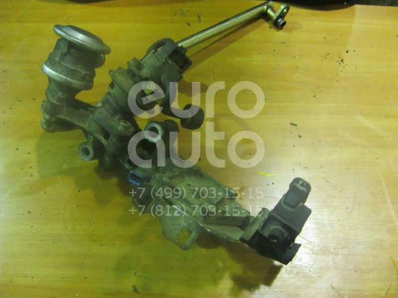 Фланец двигателя системы охлаждения для Opel Vectra B 1995-1999 - Фото №1