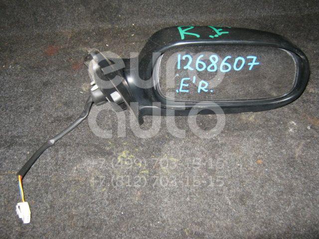 Зеркало правое электрическое для Toyota Carina E 1992-1997 - Фото №1