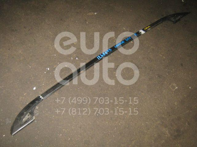 Рейлинг правый (планка на крышу) для Cadillac SRX 2003-2009 - Фото №1