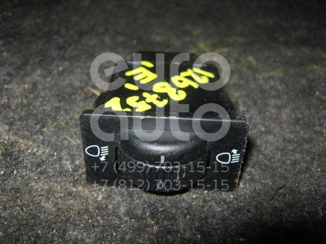 Кнопка света фар для Toyota Carina E 1992-1997 - Фото №1