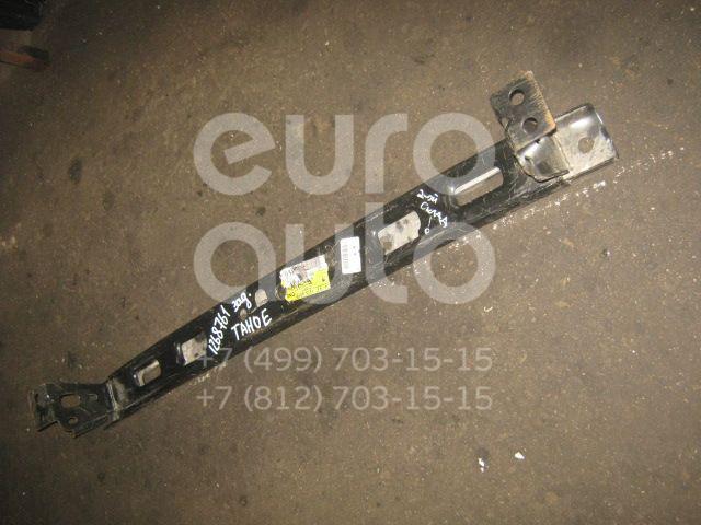 Усилитель заднего бампера для Chevrolet Tahoe III 2006-2014 - Фото №1